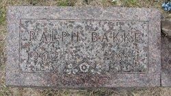Ralph Bakke