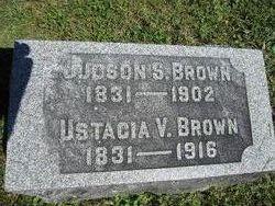 Ustacia V <i>Gibbs</i> Brown
