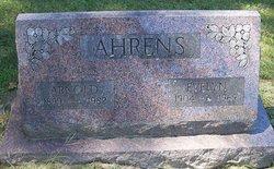 Evelyn <i>Himmel</i> Ahrends