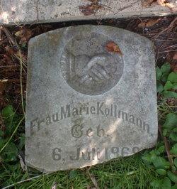 Marie Kollmann