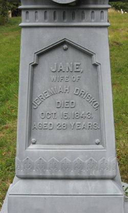 Jane <i>Huntley</i> Drisko