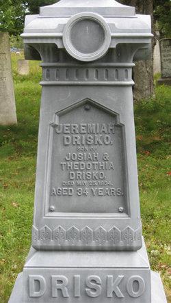 Jeremiah Drisko