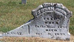 Susanna <i>Waggoner</i> Felps