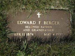 Edward Frederick Berger
