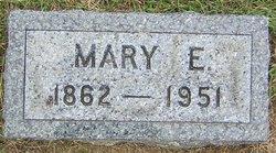 Mary E <i>Cummings</i> Gooch