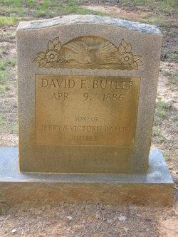 David Elder Butler