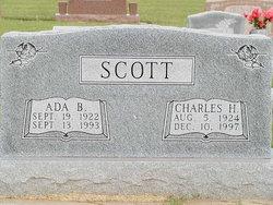 Ada B. Scott
