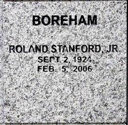 Roland Stanford Bud or Rollie Boreham, Jr
