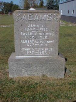 Minnie A Adams