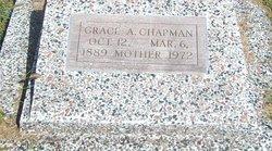 Grace A <i>Garrard</i> Chapman