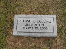 Louise R Bolling