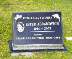 Isaac Abramovich