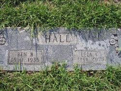 Ben B. Hall