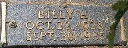 Billy H Sanders