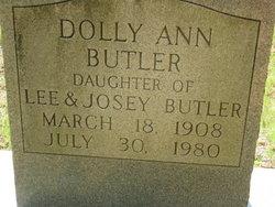 Dolly Ann Butler