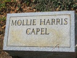 Mollie <i>Harris</i> Capel