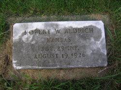Robert William Aldrich