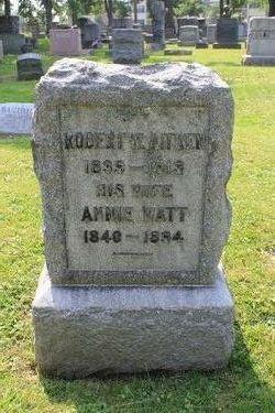 Annie <i>Watt</i> Aitken