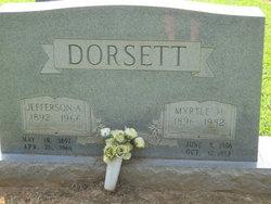 Myrtle <i>Hoover</i> Dorsett