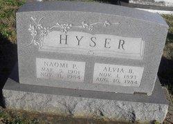 Naomi Pauline <i>Hilbert</i> Hyser