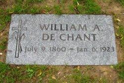 William Albert Dechant