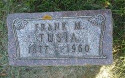 Frank M. Tusia