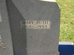 Mary Ruth <i>Dickerson</i> Branscome