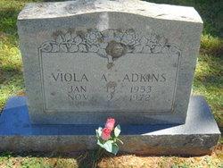 Viola A Adkins