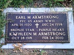 Kathleen M Armstrong