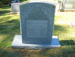 Mina Catherine Cassie Branscome