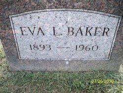 Eva Lenora <i>McCartney</i> Baker
