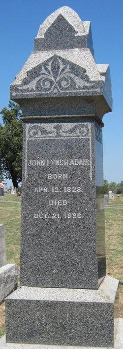 John Lynch Adair, Sr