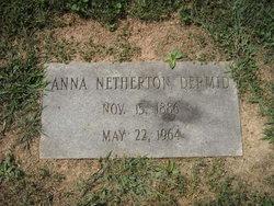 Anna Belle <i>Netherton</i> Dermid