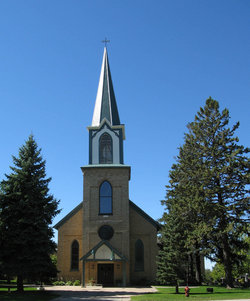 Saint Victoria Catholic Cemetery