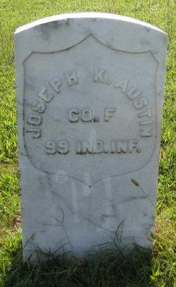Joseph K Austin