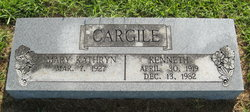 Kenneth Cargile