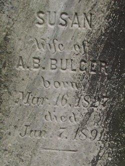 Susan Snyder <i>Zook</i> Bulger