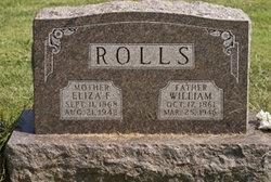 Eliza Frances Lida <i>Smith</i> Rolls