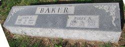 Polly Ann <i>Judson/Jutson</i> Baker