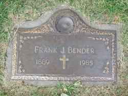 Francis Joseph Frank Bender