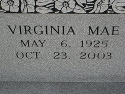 Virginia Mae <i>Tankersley</i> Adkins
