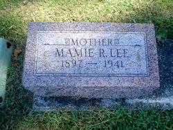 Mamie R. <i>Barnes</i> Lee