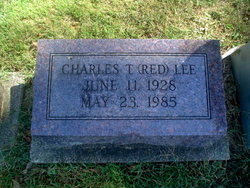 Charles Thomas Red Lee