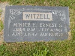 Minervia Minnie <i>Heywood</i> Witzell