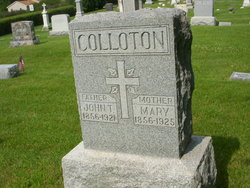 Mary <i>Mahar</i> Colloton