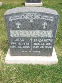 Elizabeth Lizzy <i>Reed</i> Alameda
