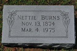 Nettie Burns