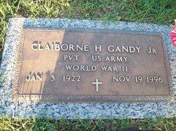 Claiborne H Gandy, Jr