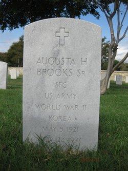 Augusta H Brooks, Sr