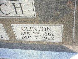 Clinton Isaiah Rich